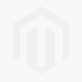 Rectangle Aluminium House Sign Cream Painted (6.5cm x 30.5cm)